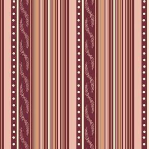 Stripe Pink
