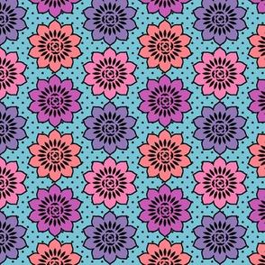 Paper Flowers-Medium