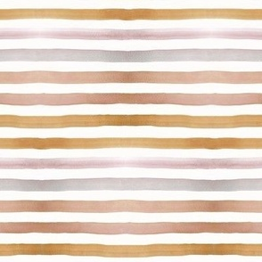 sunset ombre stripe