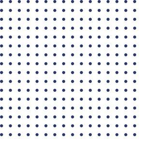 Petite Navy Dots