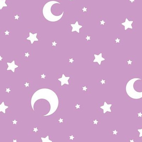 Taro Moons and Stars