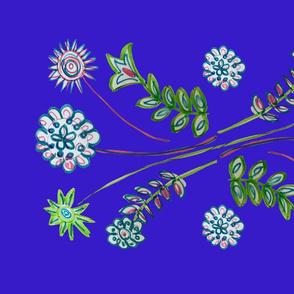 folksie flowers