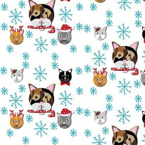 The Christmas Cats Pattern