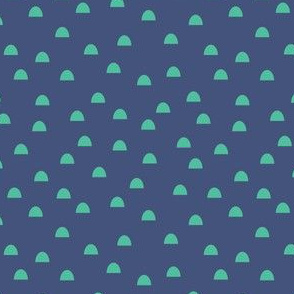 MARKS jade/navy