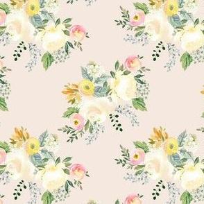 "4"" Let Me Love You Bouquet Ivory"