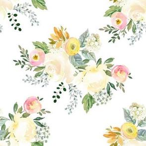 "8"" Let Me Love You Bouquet White Back"