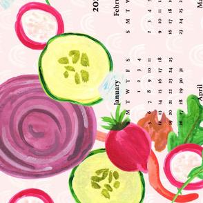 Rainbow Salad 2020