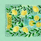 Lemons Lemonade Calendar