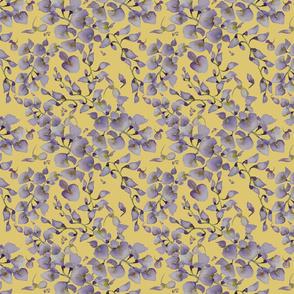 Wisteria Print_yellow