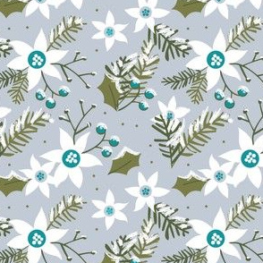 winter flora | Poinsettia