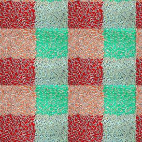 Blotching Squares.