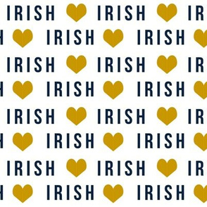 notre dame irish fabric - college sports fabric, irish fabric