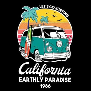 California Earthly Paradise