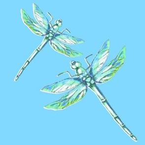 Nana's Dragonflies