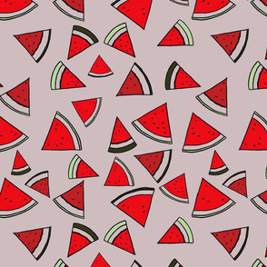 Watermelons come to play!