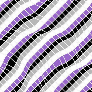 asexual pride (stripes)