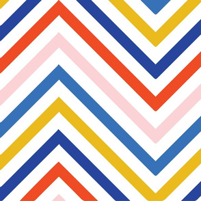 Colorful Chevron Pattern