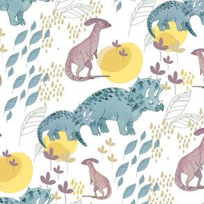 TriceratopsPattern2019-repeat