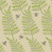 FERN AND BEE