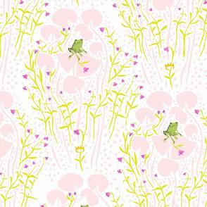 Frog Prince Pink