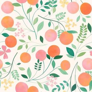 Vanilla Peaches