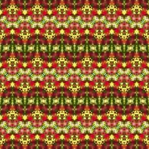 Wavy Tartan Christmas