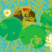 Gilded Lily Pads