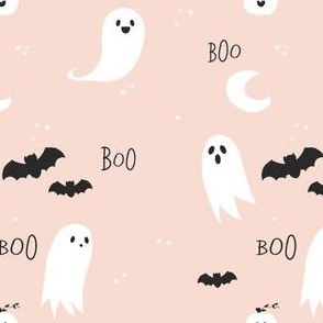 Boo to you - blush