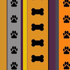 Dog Stripes_Halloween