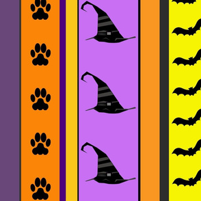 Dog Stripes_Halloween2
