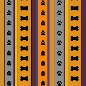 Dog Stripes_Halloween_medium scale