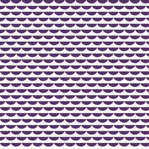 Scallop | Purple