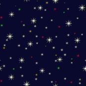 Christmas, star P198