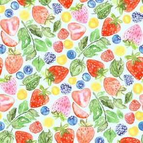 Bright Berries  (Medium Version)
