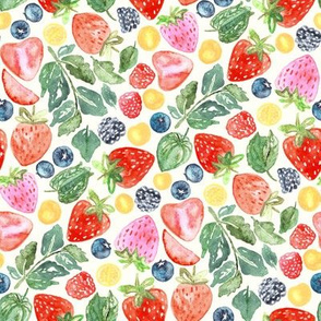 Summer Berries  (Medium Version)