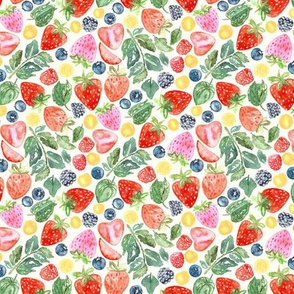 Summer Berries (Small Version)