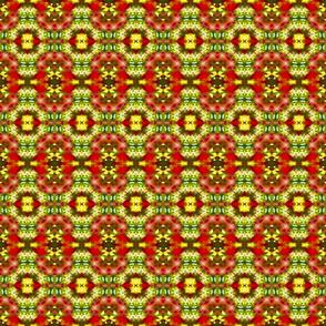 Connected Golden Crosses