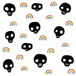 Skulls & Rainbows