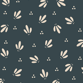Vintage Modern - Leaves and Berries Collection