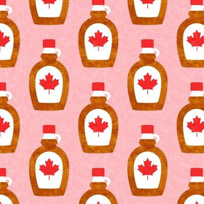 Maple Syrup - Syrup bottle - pink - LAD19