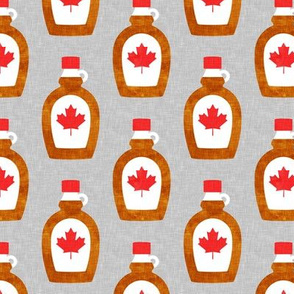 Maple Syrup - Syrup bottle - grey - LAD19