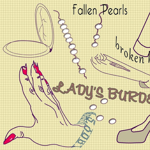 Lady's Burdens - Yellow