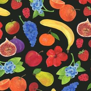 Fruit SaladBlack