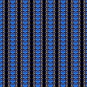 Blue Stripes Lene