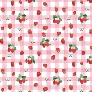 STRAWBERRY TOSS (PINK)