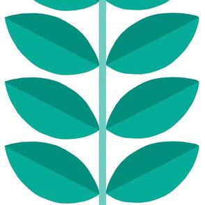 DOGWOOD jumbo jade green