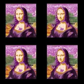 Mona Lisa 4 x