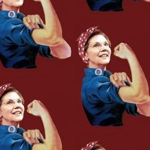 Elizabeth Warren the Riveter