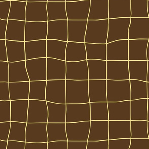 Cheesecloth_Chocolate-Yellow_large-scale