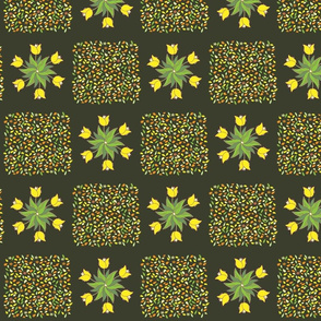 Hopscotch - dutch yellow - medium